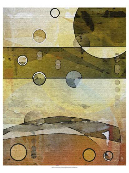 Thru the Atmosphere II-James Burghardt-Art Print