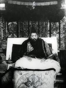 Thubten Gyatso, 13th Dalai Lama of Tibet. C.1908-21