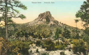 Thumb Butte, Prescott, Arizona