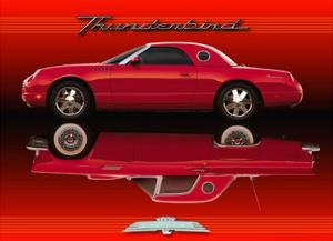 Thunderbird, Old and New