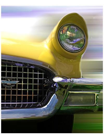 Thunderbird-Richard James-Art Print