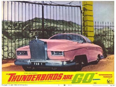 Thunderbirds Are Go, 1966--Art Print