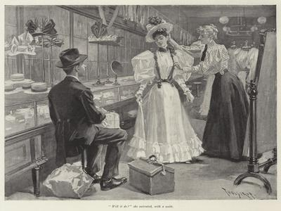 Illustration for the Day of their Wedding