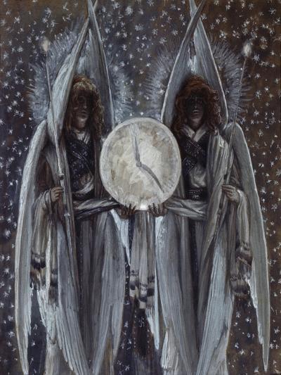 Thursday Evening (Holy Thursday)-James Jacques Joseph Tissot-Giclee Print