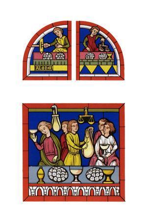 Monnoyeurs Et Changeurs, 13th Century