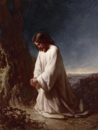 Thy Will Be Done-Henry Lejeune-Giclee Print