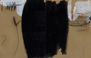 Sans Titre, c.2002 by Tianmeng Zhu