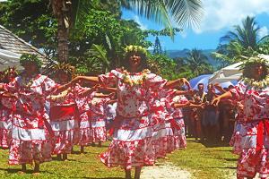 Tiare Tahiti Day, Papeete, Tahiti