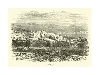 Tiberias--Giclee Print