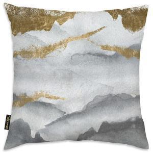 Tibet Mountains Throw Pillow