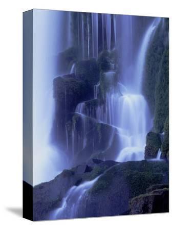 Waterfall in Iguazu National Park