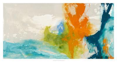 Tidal Abstract I-Sisa Jasper-Giclee Print