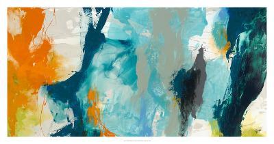 Tidal Abstract II-Sisa Jasper-Giclee Print