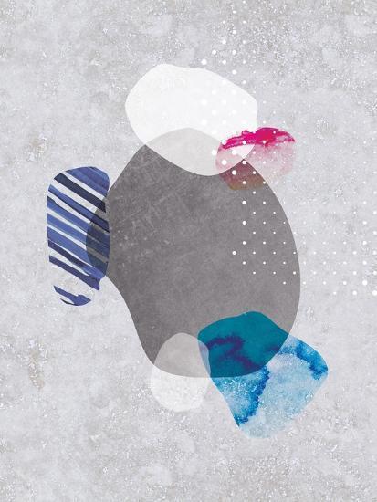 Tidal Impressions No. 2-Louis Duncan-He-Art Print