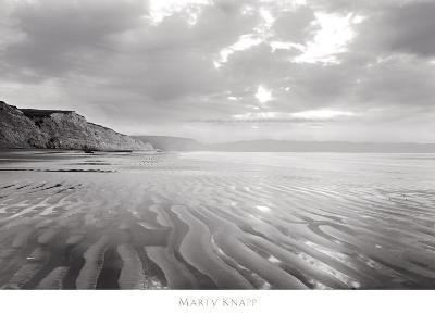 Tidal Patterns, Drakes Beach-Marty Knapp-Art Print