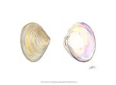 Tidal Treasure I-Alicia Ludwig-Art Print
