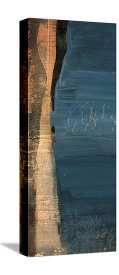 Tide II-J^ McKenzie-Stretched Canvas Print
