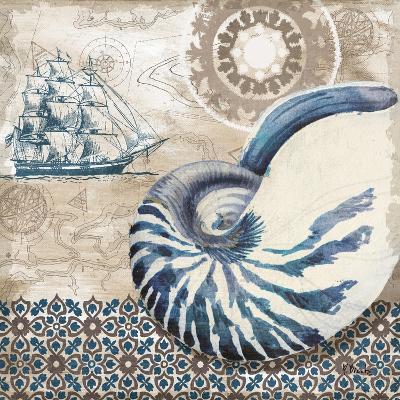 Tide Pool Shells I-Paul Brent-Art Print