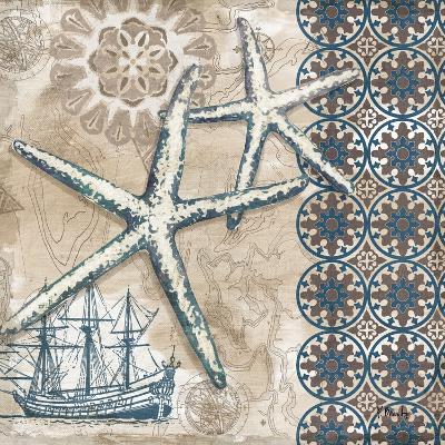 Tide Pool Shells III-Paul Brent-Art Print