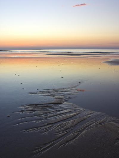 Tide Pools Reflect Dawn's First Light-Jason Edwards-Photographic Print
