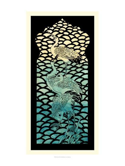 Tide Water II-Chariklia Zarris-Art Print