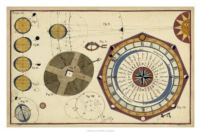 Tides as the Earth Turns-James Ferguson-Giclee Print