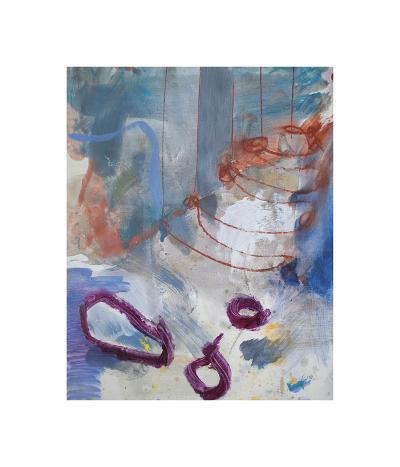 Tie It Up-Veronica Bruce-Giclee Print
