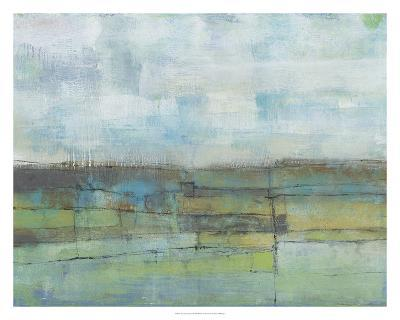 Tiered Farmland I-Jennifer Goldberger-Premium Giclee Print