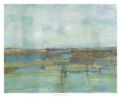 Tiered Farmland II-Jennifer Goldberger-Premium Giclee Print