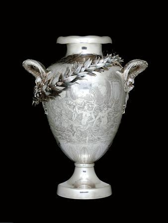 Yachting trophy, 1892 (silver) (see also 486988)