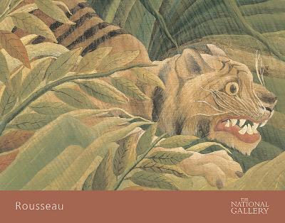 Tiger in a Tropical Storm (Surprised!), 1891 (detail)-Henri Rousseau-Art Print