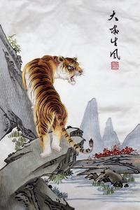 Tiger, Japanese