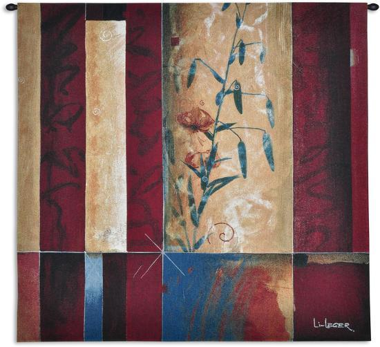 Tiger Lily-Don Li-Leger-Wall Tapestry