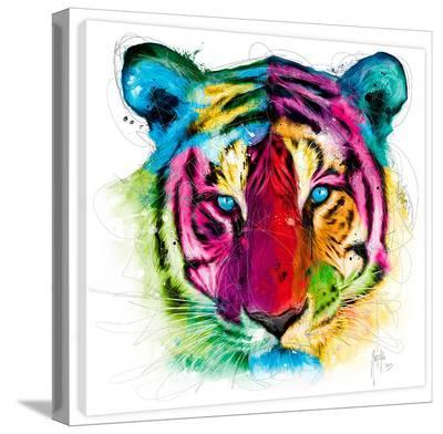 Tiger Pop-Patrice Murciano-Gallery Wrapped Canvas