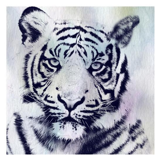 Tiger Roar-Sheldon Lewis-Art Print