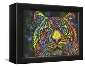 Tiger-Dean Russo-Framed Premier Image Canvas