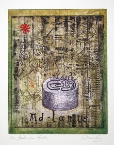 Ad Lantis by Tighe O'Donoghue