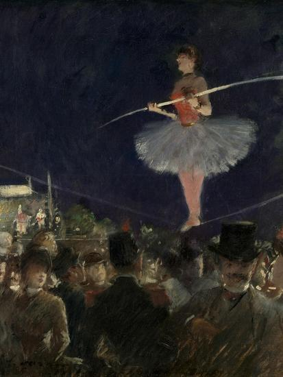 Tight-Rope Walker, C.1885-Jean Louis Forain-Giclee Print