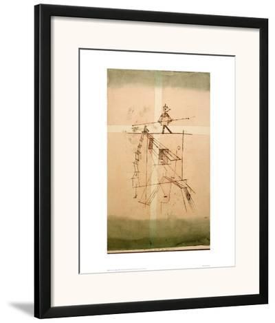 Tightrope Walker-Paul Klee-Framed Giclee Print