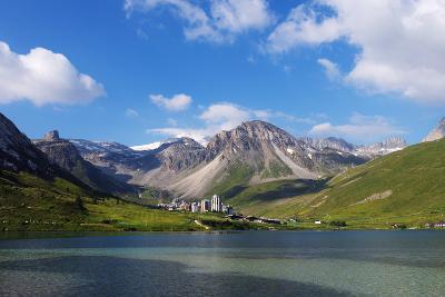 Tignes, Vanoise National Park, Savoie, Rhone Alpes, France, Europe-Christian Kober-Photographic Print