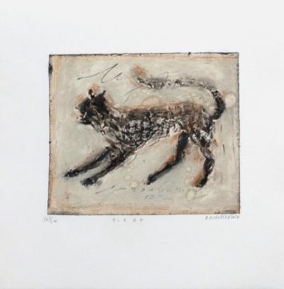 Tigre-Alexis Gorodine-Limited Edition