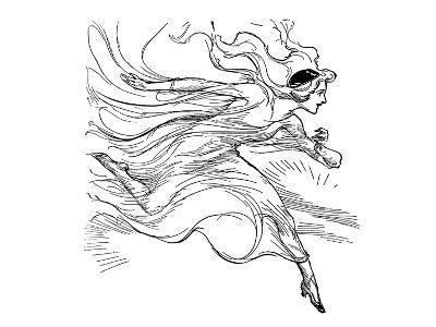 Tik-Tok of Oz-John R^ Neill-Art Print