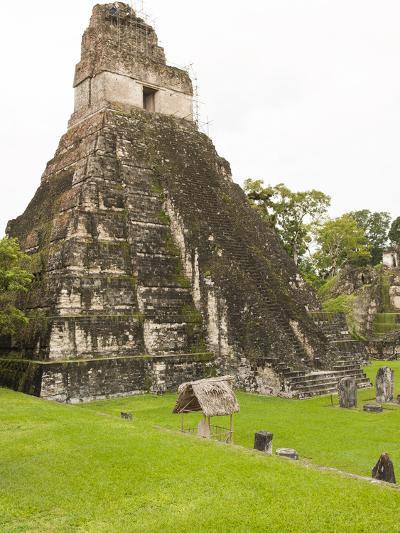 Tikal National Park (Parque Nacional Tikal), UNESCO World Heritage Site, Guatemala, Central America-Michael DeFreitas-Photographic Print
