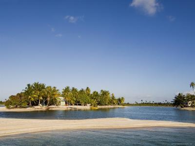 Tikehau, Tuamotu Archipelago, French Polynesia Islands-Sergio Pitamitz-Photographic Print