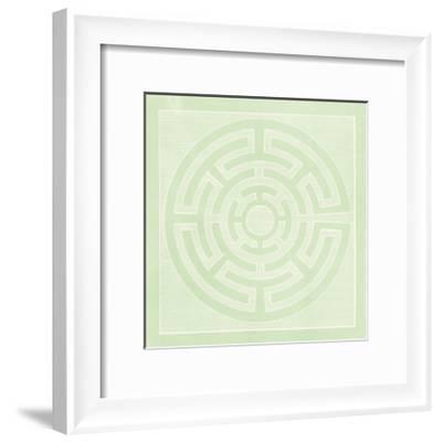 Tile Ornamentale VI--Framed Art Print