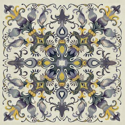 Tile Patterns I-Margaret Ferry-Art Print