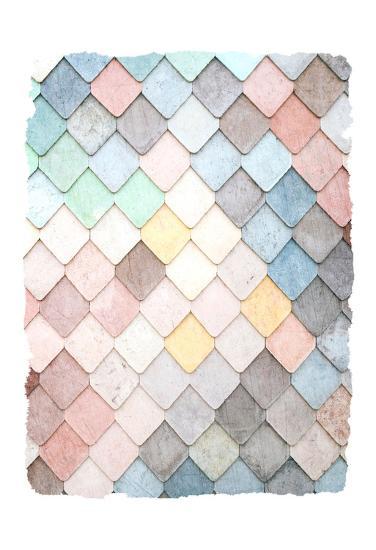 Tiled 2-Kimberly Allen-Art Print