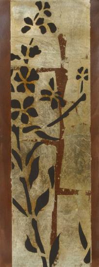 Tiled Botanical II-Ethan Harper-Art Print