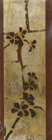 Tiled Botanical III-Ethan Harper-Art Print