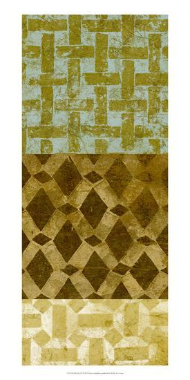 Tiled Up III-Alonzo Saunders-Art Print